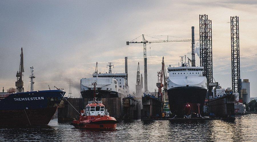 Schiffsbausektor