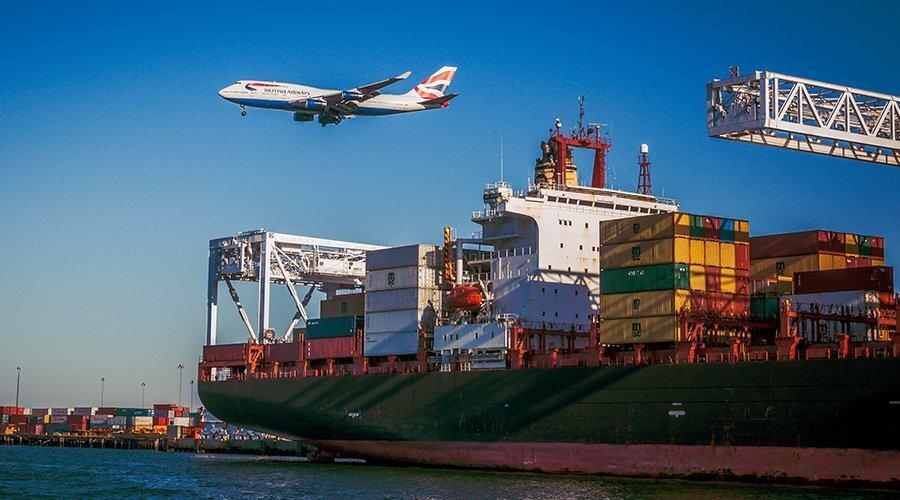 Transport, Spedition und Logistik