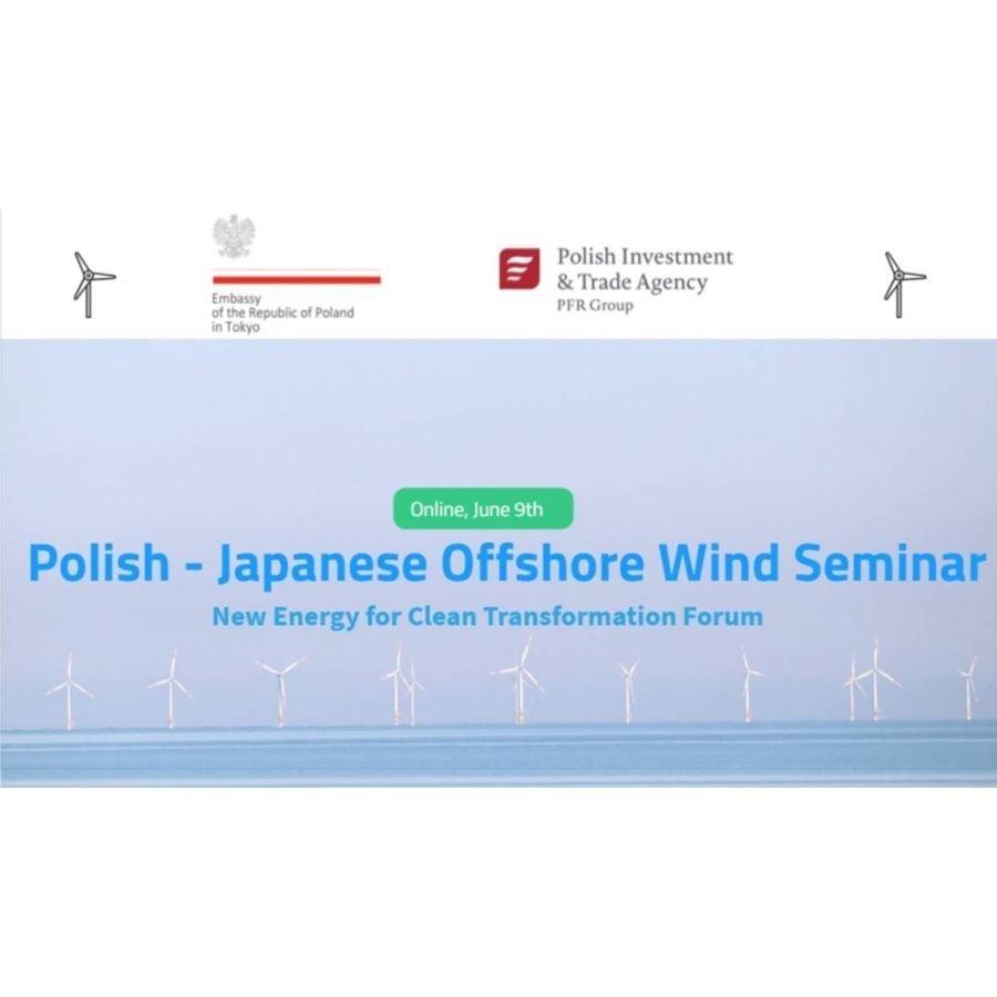 Polsko-japońskie seminarium na temat morskiej energetyki wiatrowej