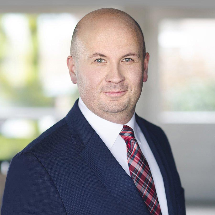 Dariusz Zdanowicz - Radca prawny, MBA